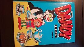 The Dandy Book 1983 - Excellent Condition