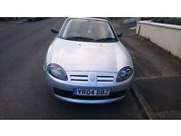 MG TF 1.6 . 2004. Convertible.