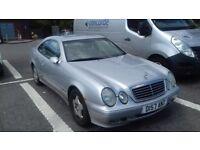 Mercedes Benz CLK320 2000