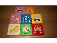 Collection of Pre School Toys