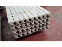 🌟 Manufactured On Site Excellent Quality Concrete Fence Posts