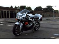 7,800 MILES GSXR 750 SRAD. EXCELLENT ORIGINAL COLLECTORS ITEM. MAY SWAP.