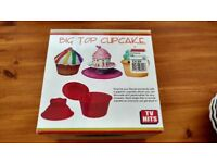 Giant Cupcake Silicone Cake Baking Mould