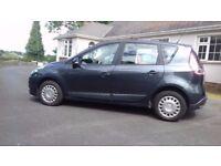 NOV 09 Renault Scenic 1.6 Expression**New Model***FULL MOT***