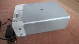 HP Photosmart C3180 Printer - Scanner - Copier