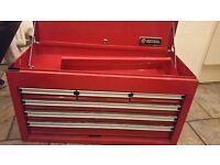 *Job lot* Britool 6 drawer toolbox and tools