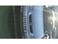 Vauxhall Astra 2002, 1.6 litre Automatic, Petrol, Silver, Alloy Wheels. FSH