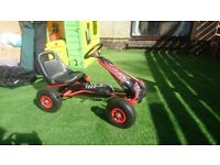 Go kart in excellent condition.