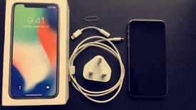 Apple iPhone X 256GB White!