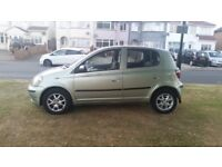 2002 Toyota Yaris 1.3cc Automatic MOT Electric Windows Electric Mirror P/X Welcome