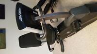 Life fitness recumbent bike r1