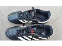 Adidas football boots, size 4 (kids), very good condition