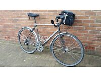 Dawes ultra galaxy touring bike 57cm