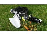 Garden Groom Pro (GG20-NR) Hedge Trimmer with Collection Bag