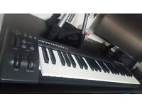 M-Audio 49-Key MIDI Controller **with Box** CHEAP!