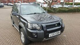 AUTOMATIC FREELANDER SPORTS IN SOUTH EAST LONDON