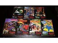 7 Boxed Atari Jaguar Games