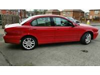 Jaguar 2.1 sport petrol