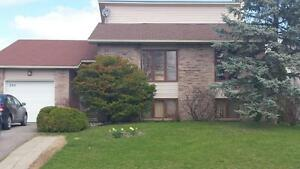 JULY - VERY NICE HIGH RANCH HOUSE IN AYLMER