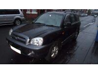 2005 Hyundai Santa Fe 2.0 CDX CRTD Diesel