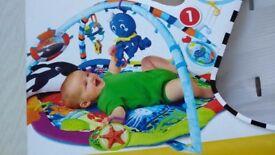 Baby Einstein Baby Neptune Ocean Playgym / Playmat