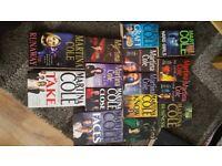 Martina cole books (16)