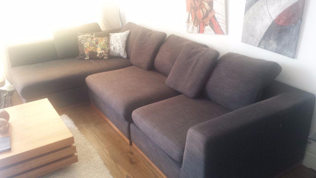 Dwell Seville Modular Three Piece Sofa