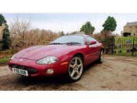 Jaguar XKR 2001 Auto