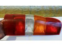 Ford transit 2003 rear light
