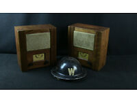 Vintage Bluetooth Speaker with a difference......(Civilian Wartime Radio)