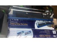 Tile cutter (new)