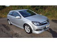 2006 06 Vauxhall Astra Sxi 1.6 16V Sporthatch **12 MONTHS MOT** £1995 BARGAIN
