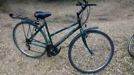 Ladies Hybrid City Bike (Raleigh)