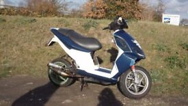 Piaggio NRG POWER DD 70CC REGISTERED AS 50CC