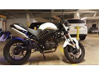 Wk 125cc motorbike
