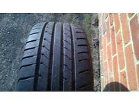 245/40/18 tyres