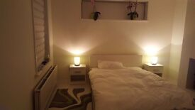 Double bedroom newly decorated fully furnished