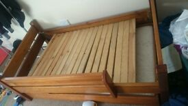 Kids Wooden cabin bed