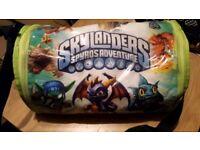 Skylanders figure bag