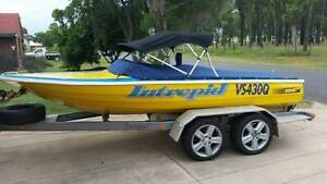 Ski boat for sale 1988  16ft performance craft 302 Cleveland boat Warwick Southern Downs Preview