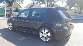 VW GOLF GTTDI 150 BHP