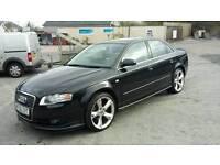 Audi a4 2007 full years mot