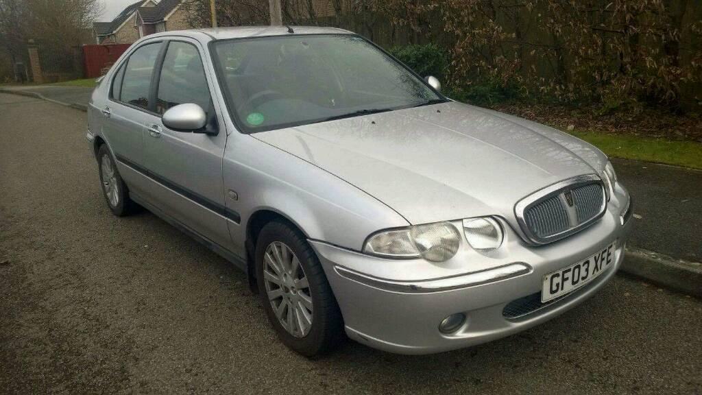 Rover 45 Impression S3 1.6 2003