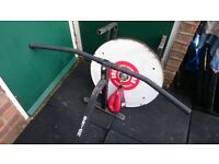 Punch Bag Mount with Chin Up And Speed Ball Mount