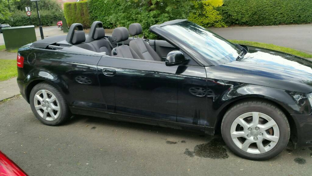 Audi A3 Tdi 1600 Convertible