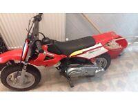 Motorbike moto-roma
