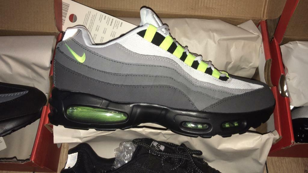 the latest 97cfe 35975 Nike 95s for sale | in East End, Glasgow | Gumtree