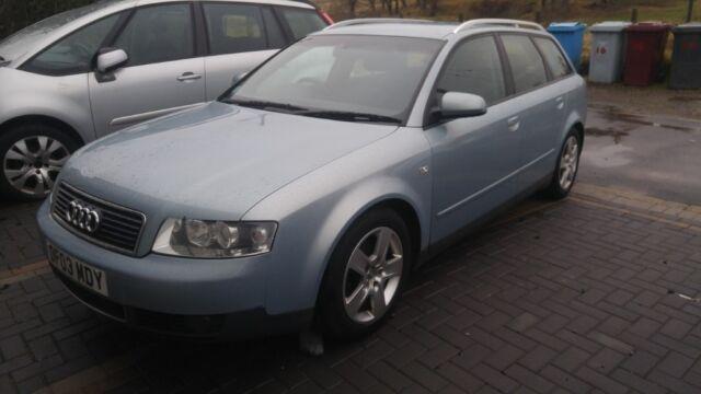 Audi A4 2003 1 9TDI, estate, FSH | in Lanark, South Lanarkshire | Gumtree