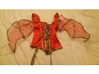 Ladies'/Gilrs' Scary Winged Bodice Costume
