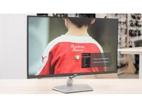 """Dell S2721H 27"""" IPS LED Monitor - Grey - Full HD - *BRAND NEW*"""